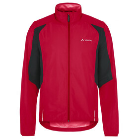 VAUDE Dundee Classic Zip-Off Jacket Herr indian red